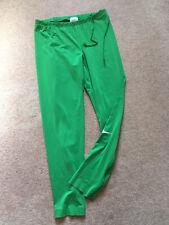 Ladies Green Long Nike Leggings Size XXL 18 - 20 Plus Size Gym Yoga Fitness