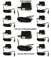 LOT OF 10 YEA-PS5V1200US Power Supply - T2: SIP-T20(P), SIP-T22P, SIP-T26P, Ect.