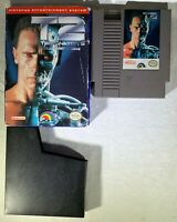 T2: Judgment Day (Super Nintendo Entertainment System, 1992) Tested & Working!