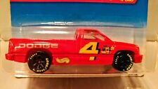 "HOT WHEELS 1996 ""RACE TRUCK SERIES"" -~~DODGE RAM 1500~~ W/RACING GRAPHICS M.O.C."