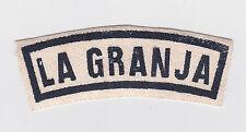 ASOCIACION DE GUIAS Y SCOUTS DE CHILE - CHILEAN LA GRANJA SCOUT STRIP PATCH