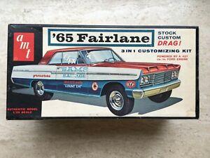 Model kit 1965 Fairlane Ford AMT 5165 original
