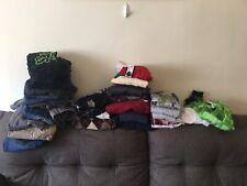 Lot Of Youth Boy Clothes-Minecraft, Gymboree, Children's Place, Levi SIZE 8 - 10