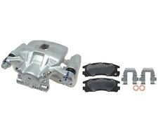 Disc Brake Caliper-R-Line; Loaded Caliper, Includes Bracket Rear Left Reman