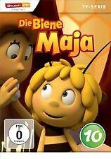 Die Biene Maja - DVD 10 von Daniel Duda, Mario von Jasche... | DVD | Zustand gut