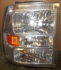 08 09 10 11 12 13- 16 Ford Van E150 E250 E350 Halogen LEFT LH Side Headlight OEM