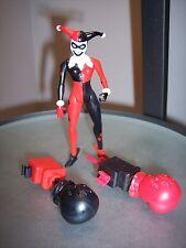 HARLEY QUINN Batman Animated Series loose DC figure vintage Joker Weapons