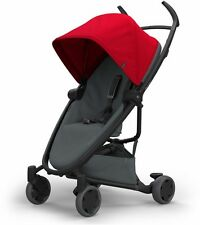 Quinny Zapp Flex Stroller - Red/Graphite Brand New!! Free Shipping!!!