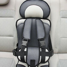 High Quality Safety Infant Child Baby Car Seat Seats Secure Carrier Chair Gray