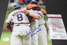 Kerry Wood Chicago Cubs 20 K's 5-6-98 Autographed Signed 8x10 JSA WITNESS COA