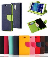 Smartphone Handy Schutz Hülle Etui Klapp Tasche Flip Case Cover Schale Wallet