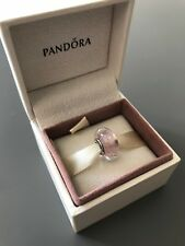 Pink Fizzle Genuine PANDORA murano charm