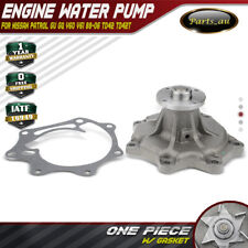 Water Pump for Nissan Patrol GU GQ Y60 Y61 88-06 TD42 TD42T Turbo Diesel 4.2L