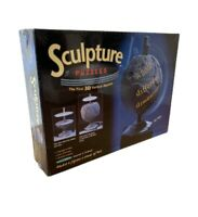 3 Dimensional Sculpture Puzzle - THE GLOBE - Over 170 Layers -  Brand New Sealed