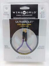 WireWorld UltraViolet 6 USB 1 meter USB A - Mini B   USM1.0M Wire World