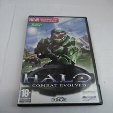 Halo Combat Evolved RARE Vintage Retro PC Game Original Case Combat Evolved