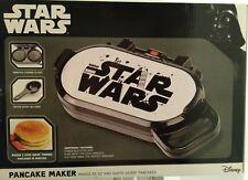 Star Wars Pancake maker Double R2D2 Darth Vader logo Jedi nonstick Disney