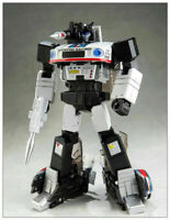 New in Stock Transformers Toys Zeta EX-03 Jazz G1 MP Scale action figure toy