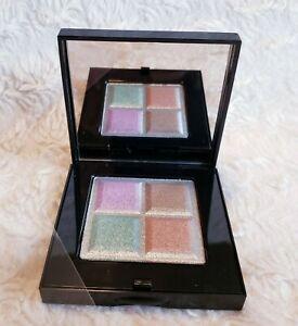 BOBBI BROWN Pastel Sugar Sparkle Quad 4 color eye shadow .38 oz / 11 g NEW Rare