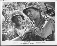~ Robert Ryan Men in War LOT 3 OriginaL 1950s Promo Photos WWII Army