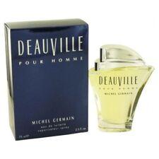 DEAUVILLE pour HOMME for MEN by MICHEL GERMAIN 2.5 oz (75 ml) EDT Spray NEW BOX