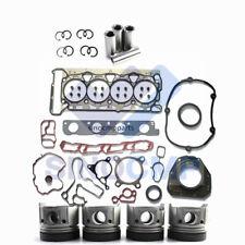 Engine Rebuild Overhaul Repair Set Fit For VW Golf Jetta AUDI SKODA 1.4TSI EA111