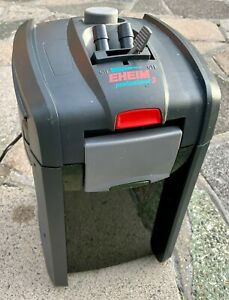 Eheim 2073 Professional 3 350 -External Canister Filter & Media - Excellent Con.