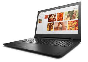 Lenovo IdeaPad 110-15ACL 15.6-inch Laptop Black 1TB 4GB RAM DVD RW