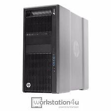 HP Z840 2x Xeon e5-2697v3 192gb RAM K6000 1tb SSD 9tb HDD Wi-Fi Ratón Teclado W7