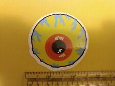 eye ball sticker
