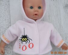BABY DOLLS CLOTHES FITS  BORN , ANNABELL TINY TREASURES OR SIM HALLOWEEN