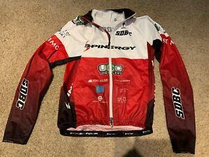 Men's 2020 Pactimo SDBC San Diego Bicycle Club Wind Fall Winter Jacket, Medium M