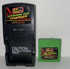 New Bright R/C car/truck 6.4v  Lithium ION Charger and Battery Combo