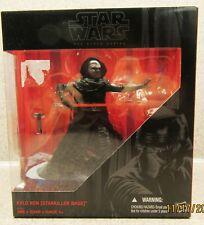 "NEW Star Wars Force Awakens KYLO REN STARKILLER  Black Series Hasbro 6"" Kmart"