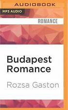 Budapest Romance by Rozsa Gaston (2016, MP3 CD, Unabridged)
