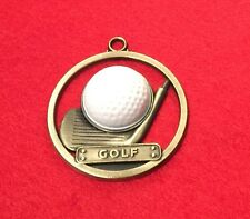 GOLF GOLFER GOLFING CHRISTMAS ORNAMENT PERSONALIZED AND SHIPPING FREE