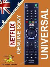 GENUINE SONY BRAVIA TV & NETFIX UNIVERSAL REMOTE