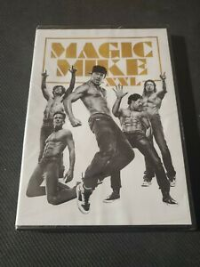 Magic Mike XXL (DVD) New  Buy 2 Get 1 Free (S9)