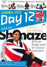 Olympic Memorabilia Programmes