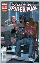 Amazing Spiderman #11 February 2015 Vf/Nm Lugz Variant cover