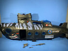 True Heroes- Sentinel 1 THS1 Submarine- Toys R Us- Parts Or Repair Free Ship For Sale