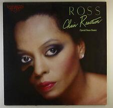 """12"""" Maxi - Ross - Chain Reaction (Special Dance Remix) - L5537c"""