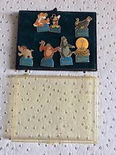 Coffret 7 Pin's Walt Disney Home Vidéo - Baloo Bagheera Kaa...