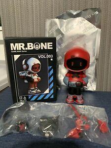 MR.BONE Game Man Series Figure   Red Hood    #32
