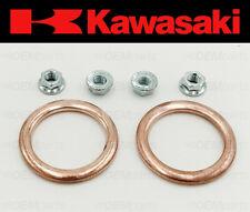 Exhaust Manifold Gasket Repair Set Kawasaki KZ400H KZ440A KZ440B KZ440D KZ440G