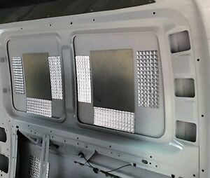 Sound Deadening Proofing Van Car Butyl Dead Mat Anti Vibration PMXR 30 Sheets