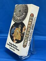 Vintage Parker Brothers WATERWORKS Leaky Pipe Card Game 1972