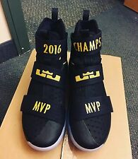 Nike Lebron Soldier 10 MVP Championship Gold Finals MVP 2016