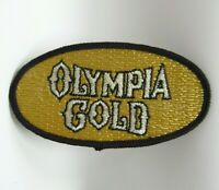 "Vintage Beer Patch - Olympia Gold - Brewery - 4"" - Embroidered - Collectible"