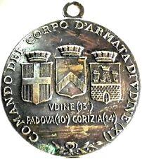 UDINE-Padova-Gorizia (Comando Corpo d'Armata) Medaglia